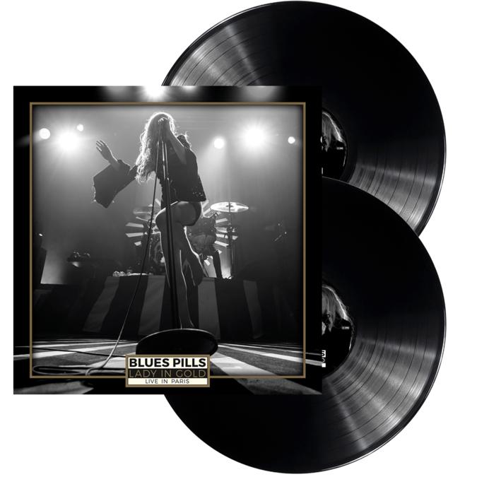 Blues Pills: Lady In Gold - Live In Paris: Ltd. Edition Gatefold Vinyl