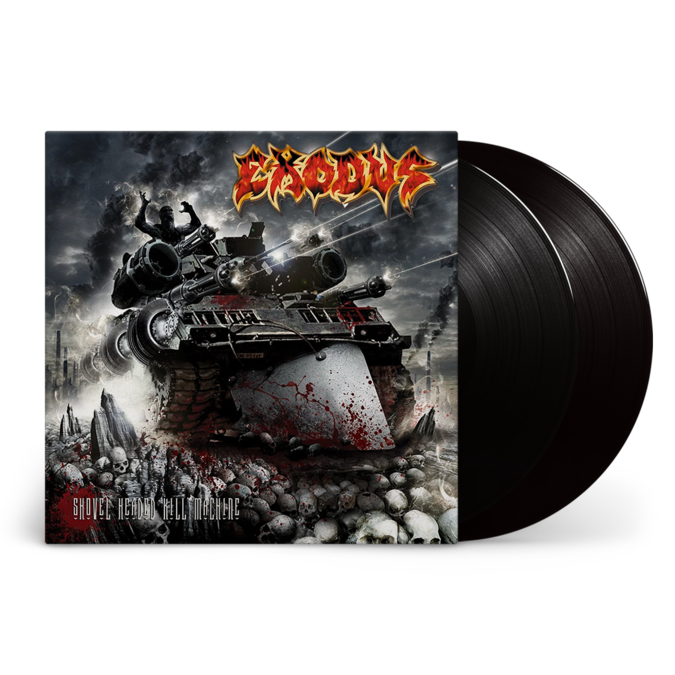 Exodus: Shovel Head Kill Machine: Limited Edition Gatefold Vinyl 2LP