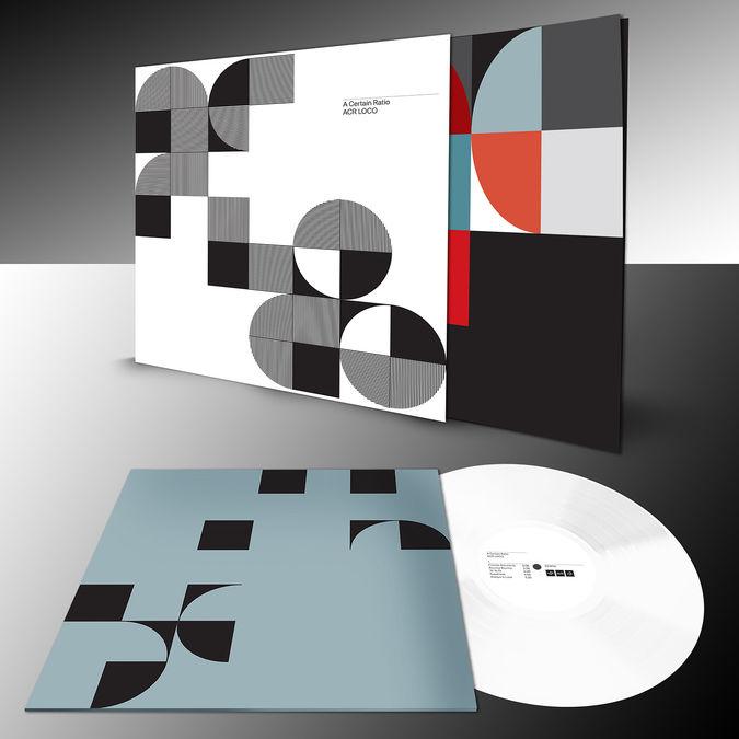 A Certain Ratio: ACR Loco: Limited Edition Random Colour Vinyl [4 colours available] + Signed Card