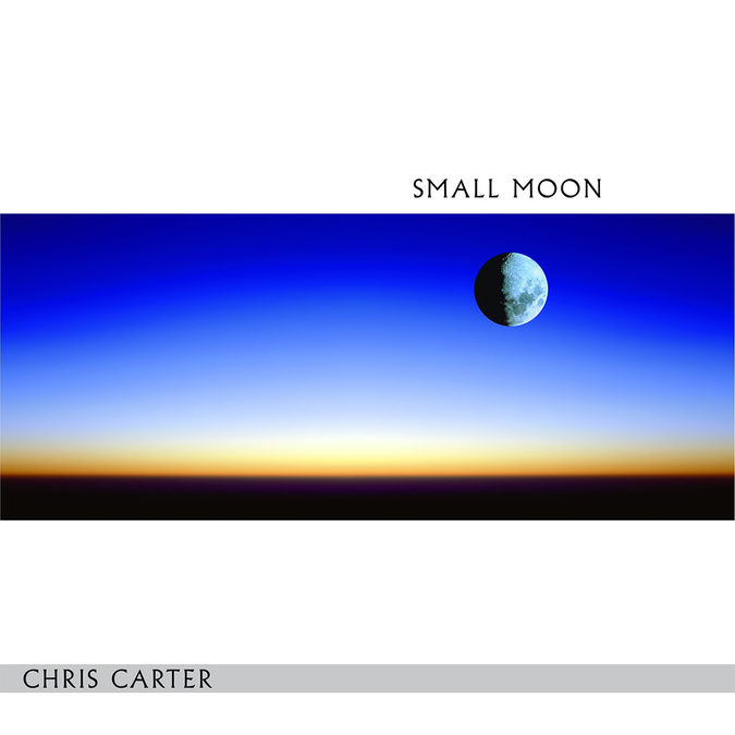 Chris Carter: Small Moon: Limited Edition White Vinyl