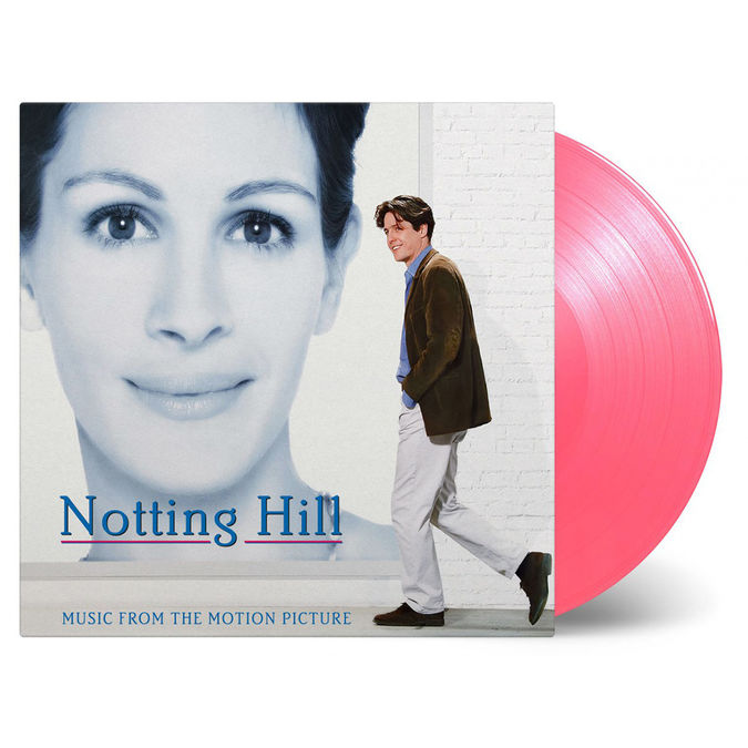 Original Soundtrack: Notting Hill: Limited Edition Pink Vinyl