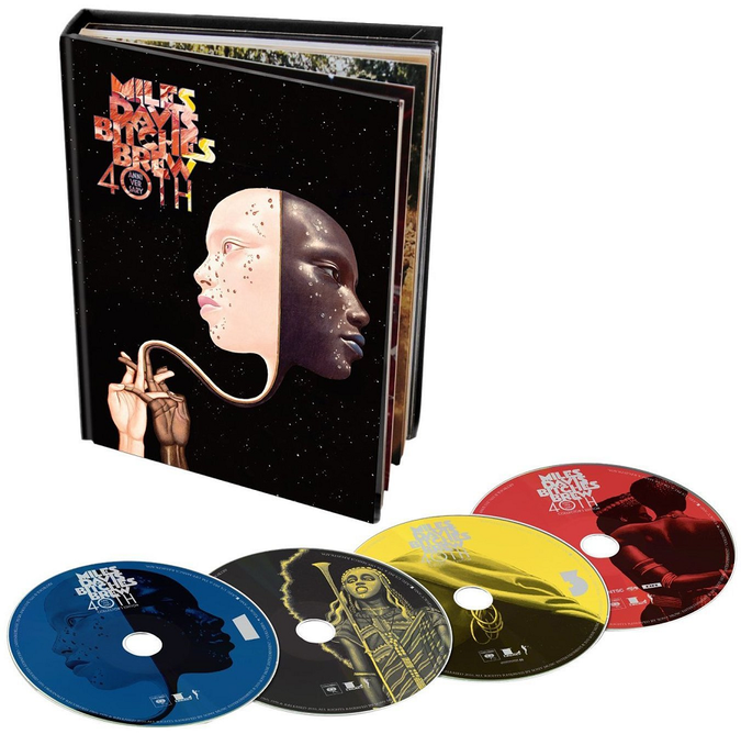 Miles Davis: Bitches Brew: 40th Anniversary Collector's Edition