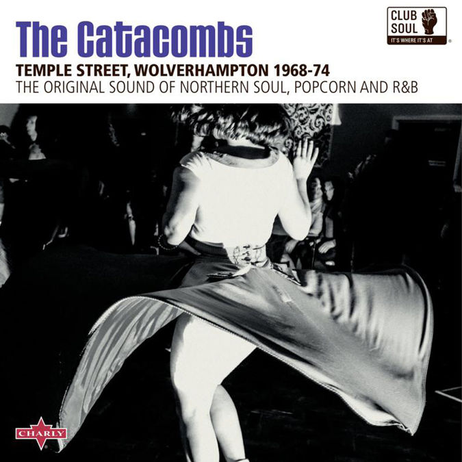 Club Soul: The Catacombs: The Original Sound of Northern Soul, Popcorn and R&B