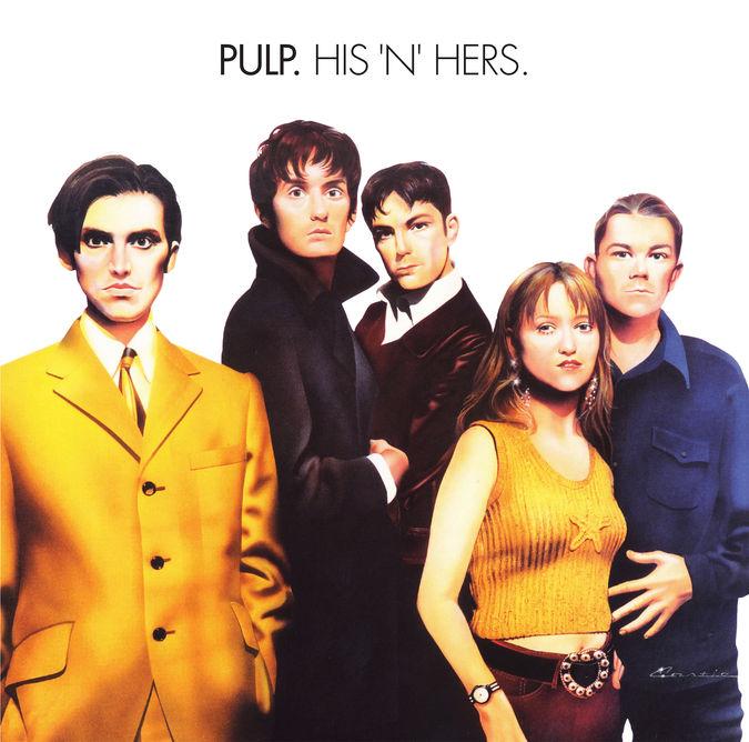 Pulp: His 'N' Hers: Deluxe Vinyl