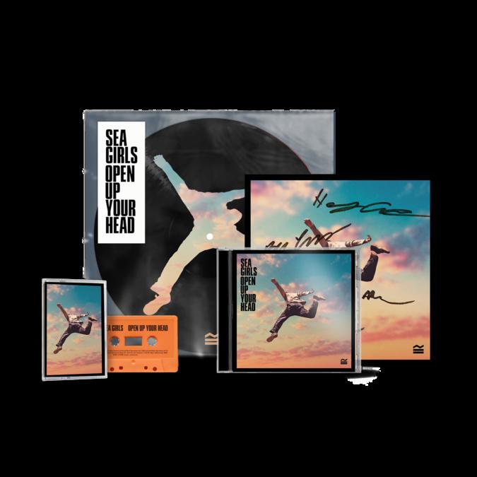 Sea Girls: Open Up Your Head Music Bundle