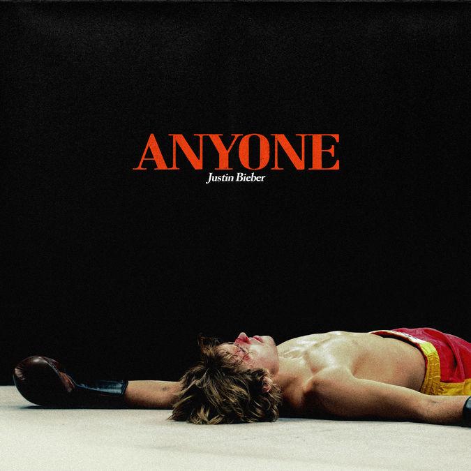 justin bieber: Anyone CD Single