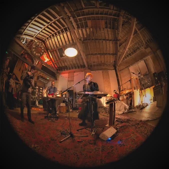 Ultraísta: Live From The Rehearsal Room