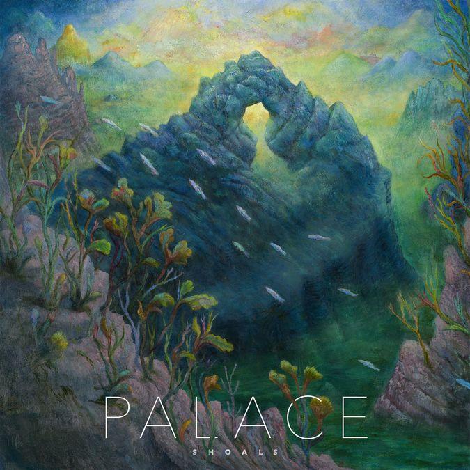 Palace: Shoals Translucent Blue LP