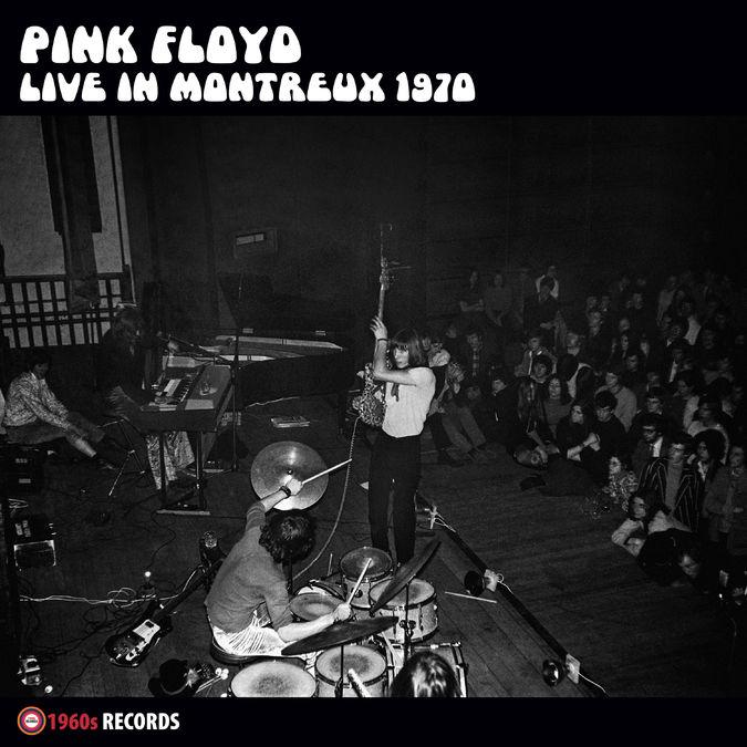 Pink Floyd: Live In Montreux 1970: Vinyl 2LP