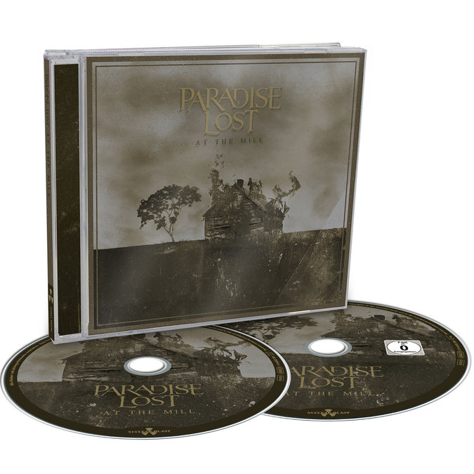 Paradise Lost: At The Mill: Limited Edition CD/Blu-Ray