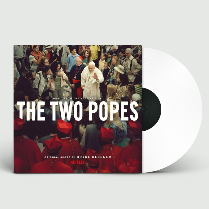 Bryce Dessner: The Two Popes: Limited Edition White Vinyl