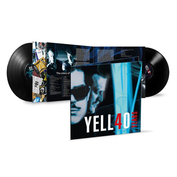 Yello: YELL4O YEARS: Double Vinyl
