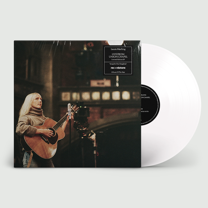 Laura Marling: Live From Union Chapel: Exclusive Vinyl LP + Signed Print