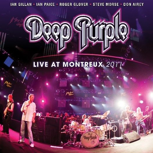 Deep Purple: Live At Montreux 2011 (10th Anniversary): Limited Edition 2CD + 2DVD