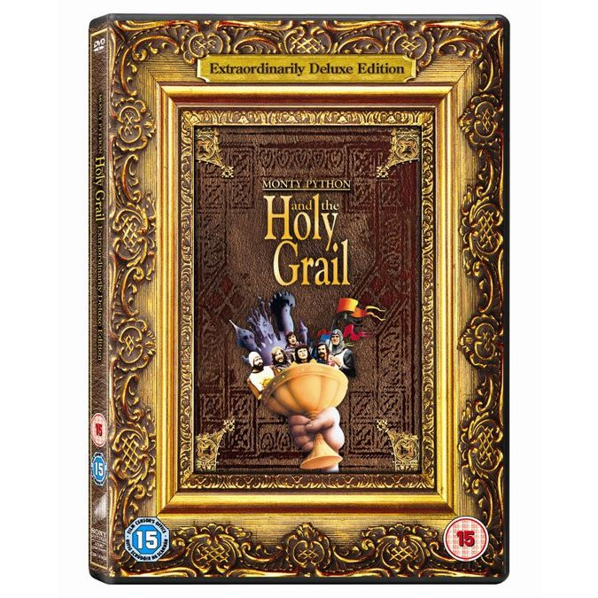 Monty Python: Monty Python And The Holy Grail (Deluxe Edition)