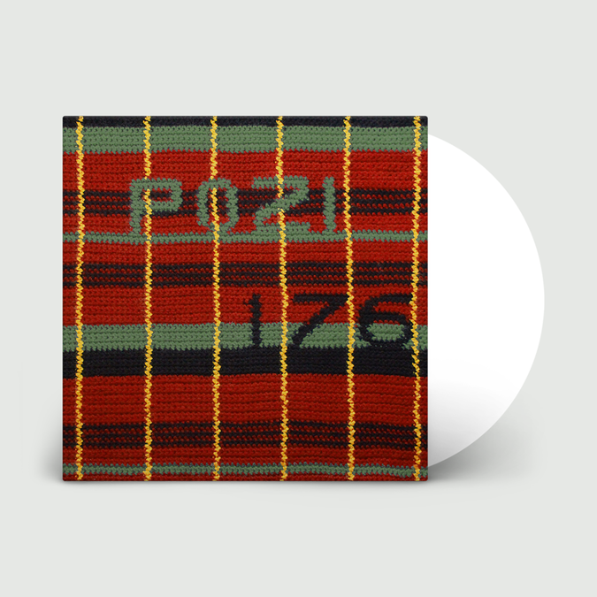 Pozi: 176 EP: Limited Edition White Vinyl