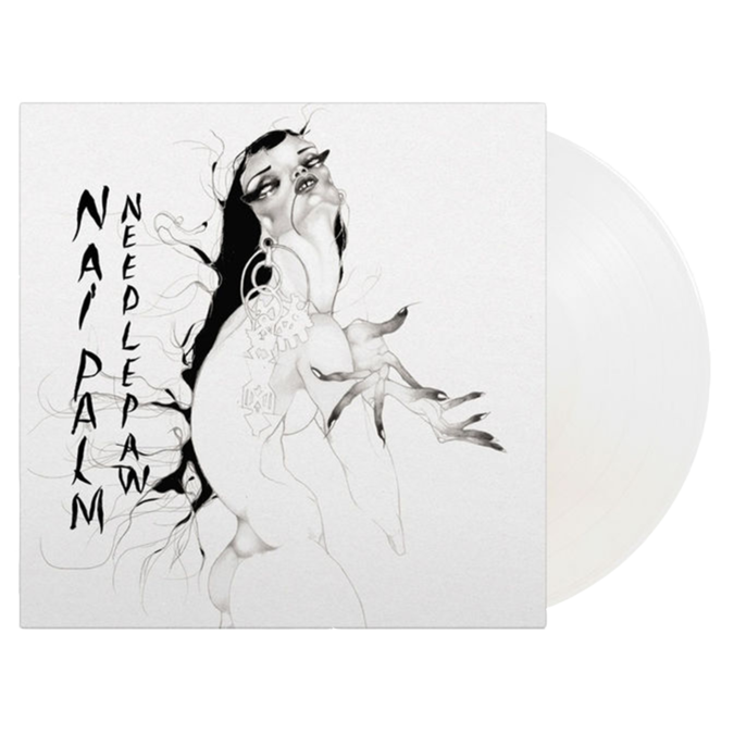 Nai Palm: Needle Paw: Limited Edition Solid White Vinyl