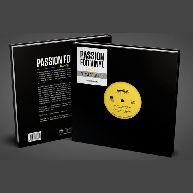 Robert Haagsma: Passion For Vinyl: Part 2 An Ode To Analog + 7
