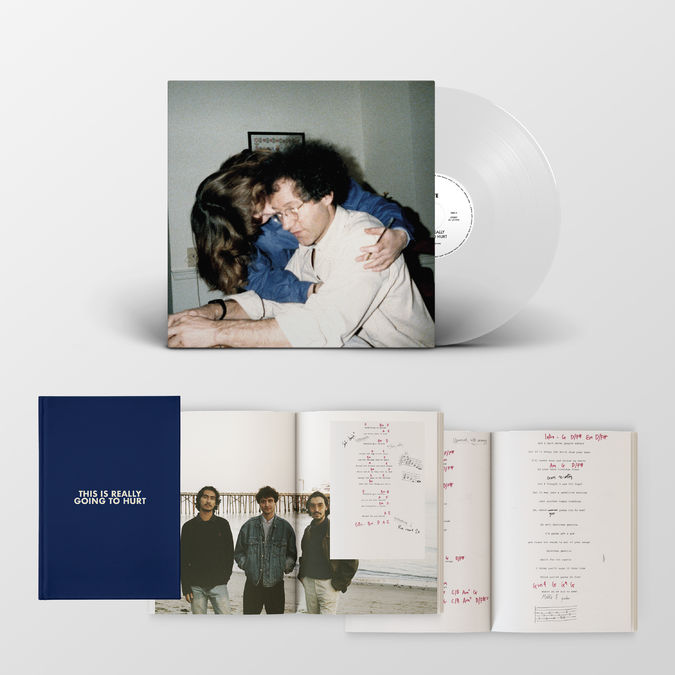 Flyte: This Is Really Going To Hurt: Signed LP & Signed Collectors CD Book