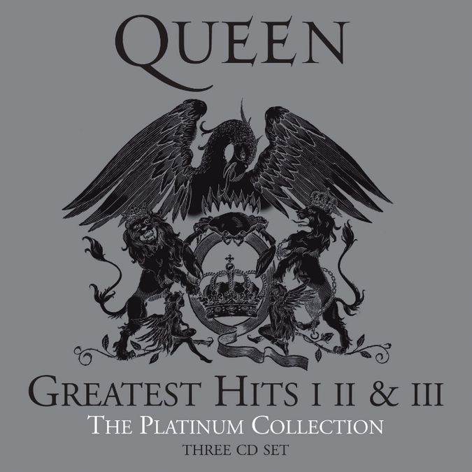 Queen: The Platinum Collection (Remastered Edition)
