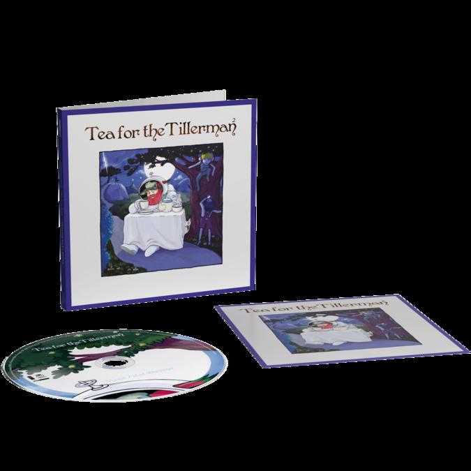 Cat Stevens: Tea For The Tillerman 2: CD
