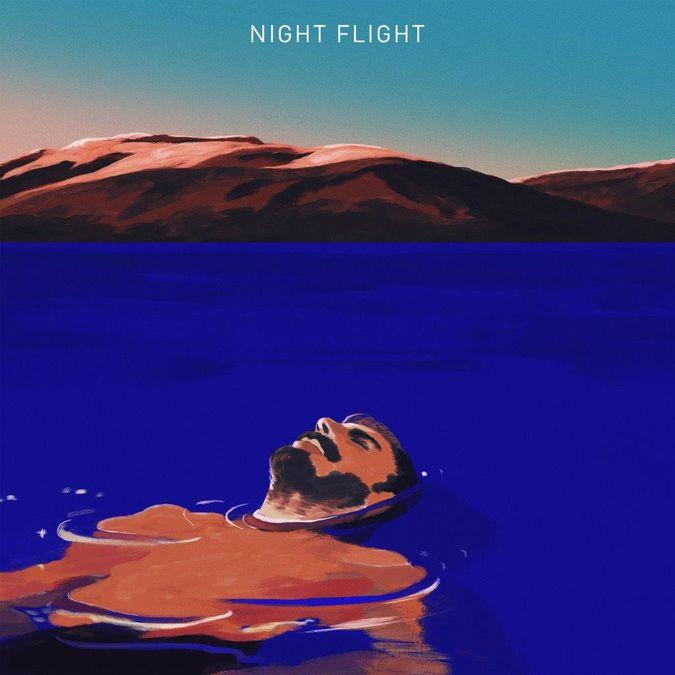 Night Flight: Night Flight: Limited Edition White Vinyl