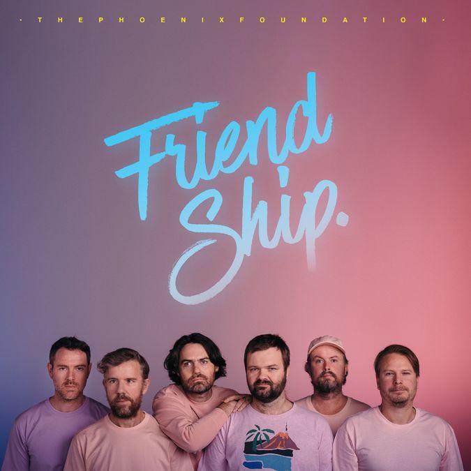 The Phoenix Foundation: Friend Ship