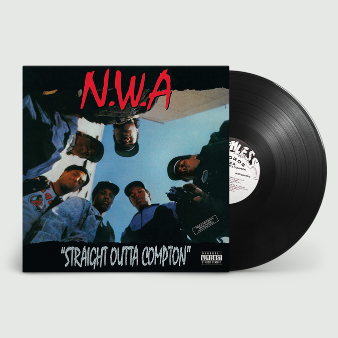 N.W.A: Straight Outta Compton: 25th Anniversary Edition