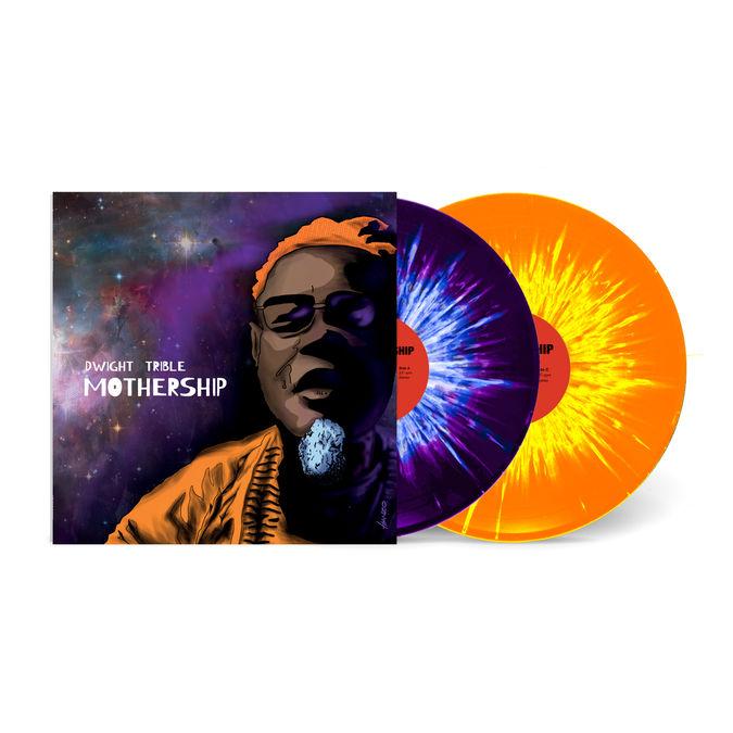 Dwight Trible: Mothership: Limited Edition Splatter Vinyl