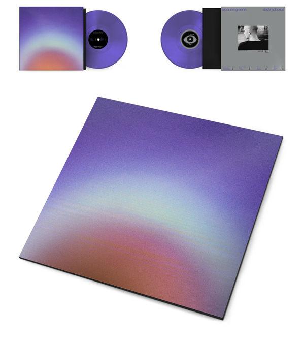 Jacques Greene: Dawn Chorus: Limited Edition Purple Vinyl 2LP