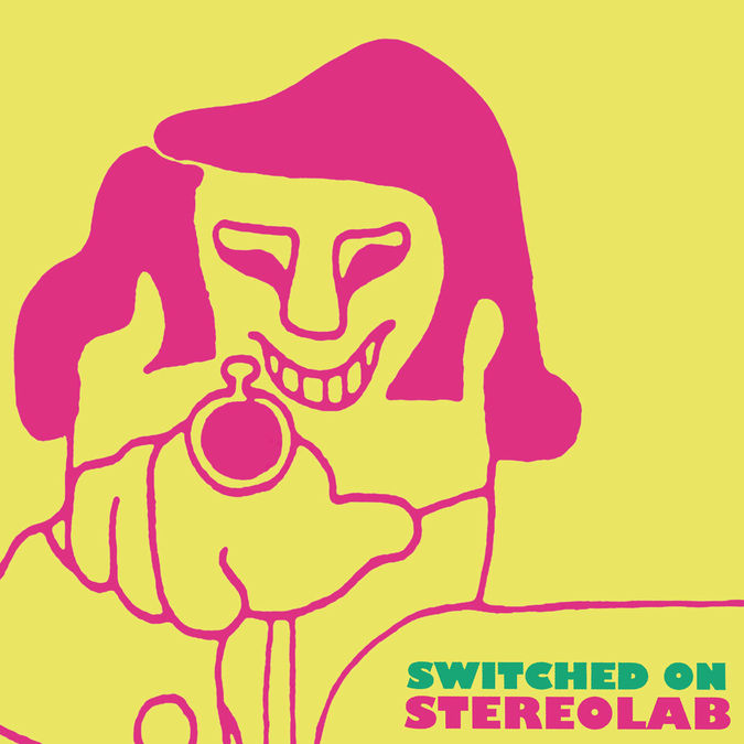 Stereolab: Switched On: Clear Vinyl