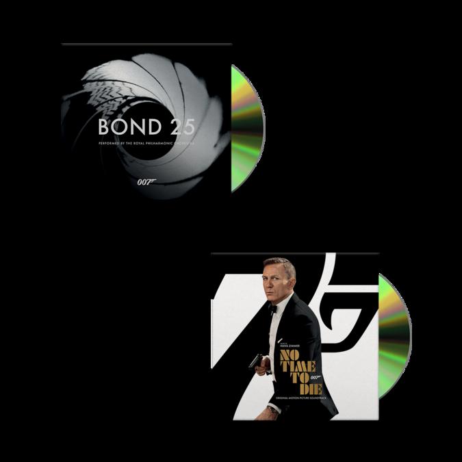 Hans Zimmer: Bond, James Bond Deluxe CD Bundle