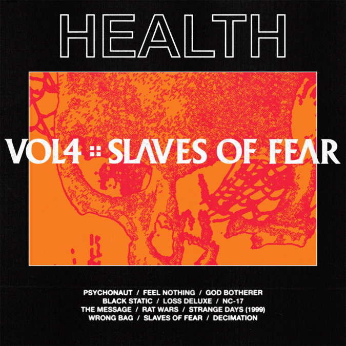 Health: SLAVES OF FEAR – VOL. 4 - Vinyl LP