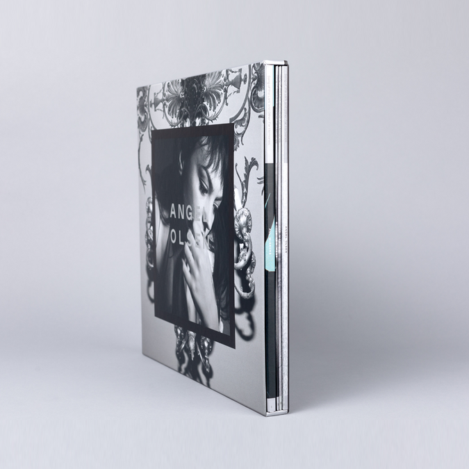 Angel Olsen: Song of the Lark and Other Far Memories: Deluxe 4LP Vinyl Box Set
