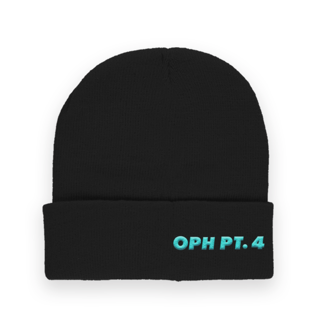 Bastille: Other Peoples Heartache PT.4 Beanie