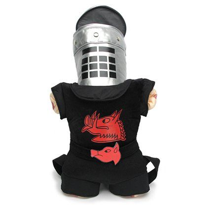 Monty Python: Black Knight Plush Backpack