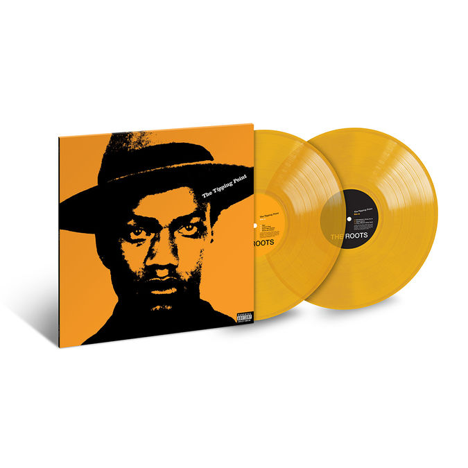 The Roots: The Tipping Point: Exclusive Gold Coloured Vinyl