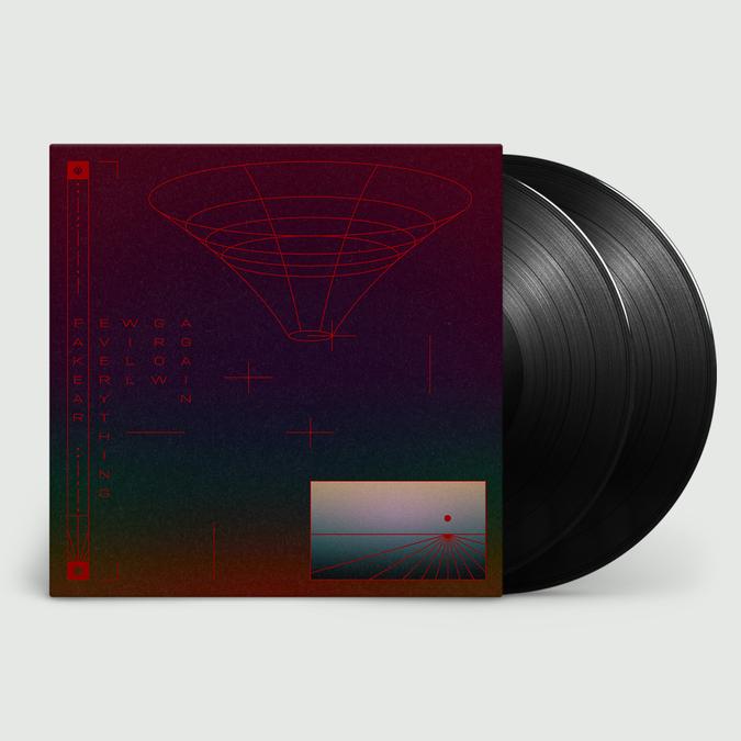 Fakear: Everything Will Grow Again: Double 180gm Vinyl 2LP