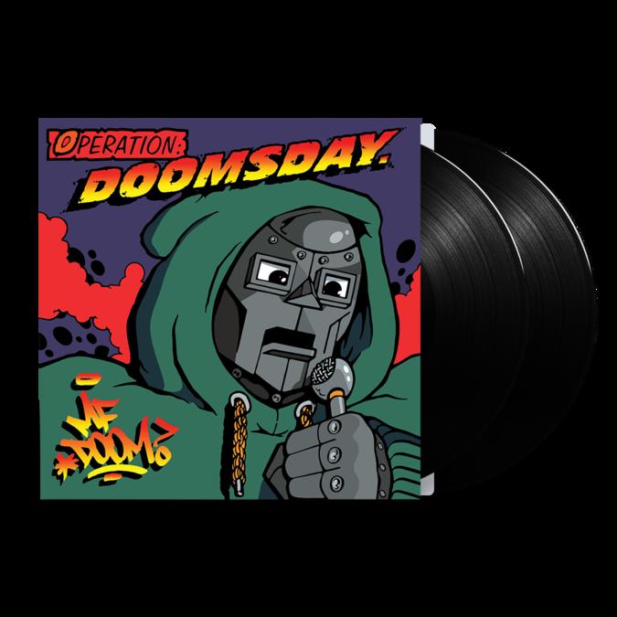 MF DOOM: Operation: Doomsday (Original Cover)