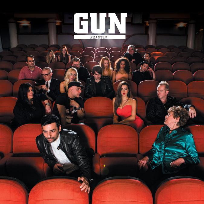 Gun: Frantic: Deluxe 2CD Album