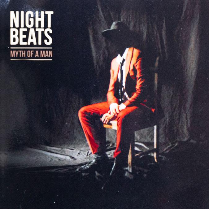 Night Beats: Myth Of A Man: Red Vinyl