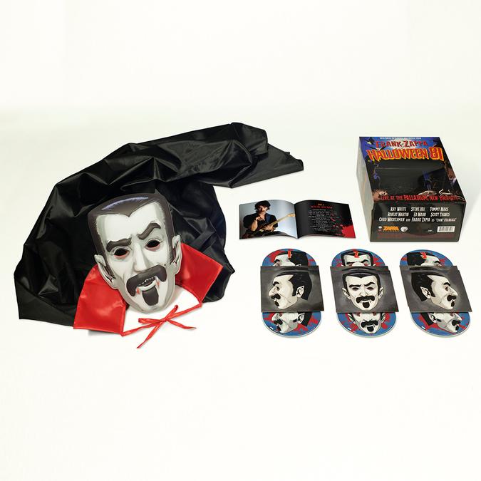 Frank Zappa: Halloween 81: 6CD Box Set
