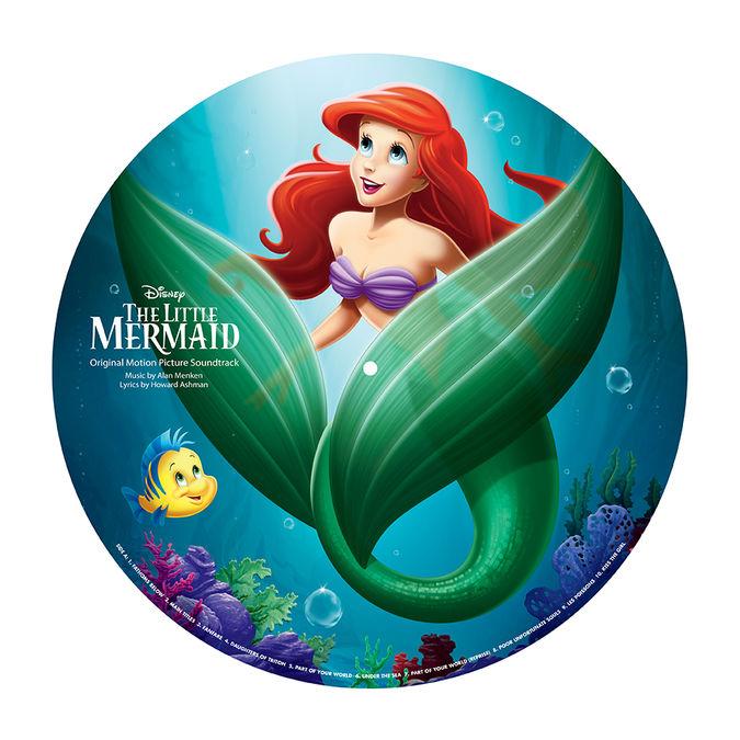 Various Artists: The Little Mermaid LP