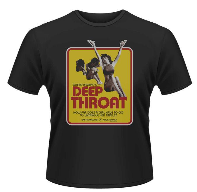 Deep Throat: Small - Poster T-Shirt