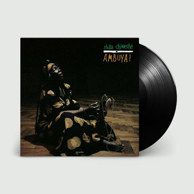 Stella Chiweshe: Ambuya! Limited Edition 180gm Vinyl