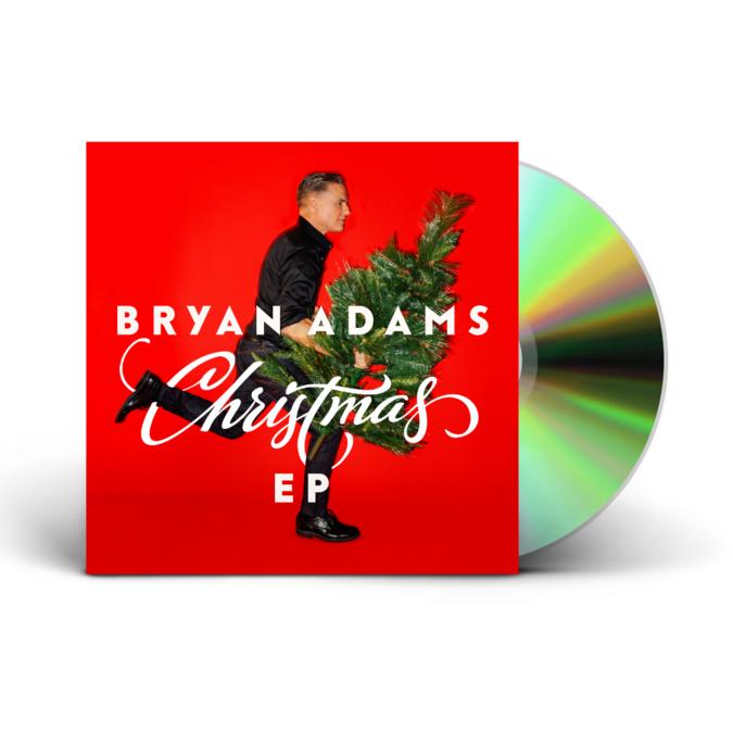 Bryan Adams: Christmas EP