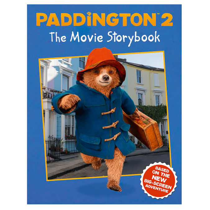 Paddington Bear: Paddington 2: The Movie Storybook