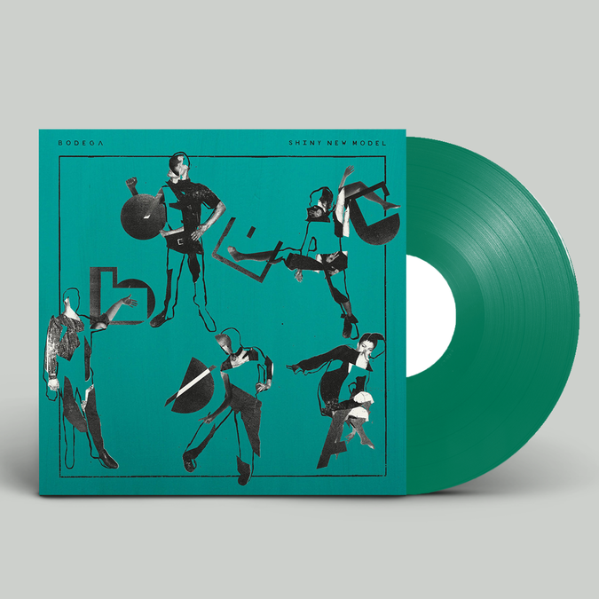 Bodega: Shiny New Model: Limited Edition Green Vinyl