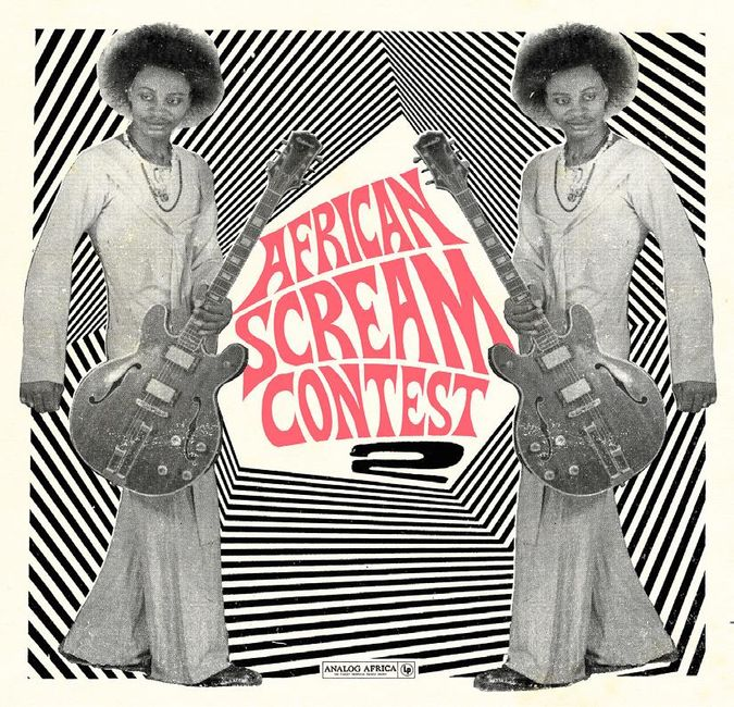 Various Artists: African Scream Contest 2