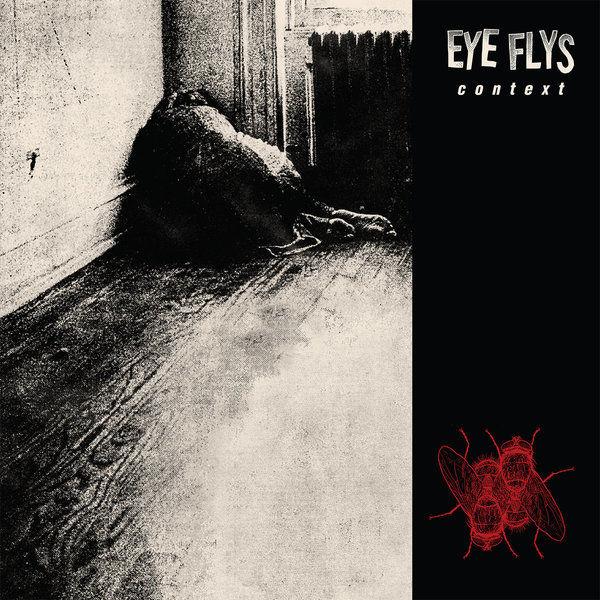 Eye Flys: Context: Limited Edition Smoky Clear / Black Vinyl